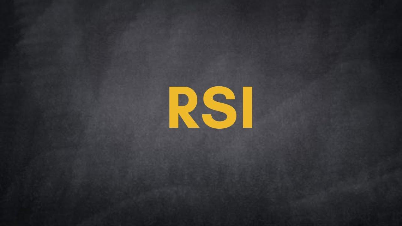 Cách giao dịch thông thường với RSI - bài 1